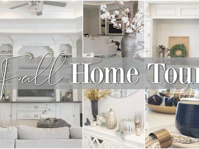 2018 FALL HOME TOUR    Living Room & Kitchen    HOME DECOR & ORGANIZATION