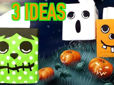 3 New Halloween Ideas for a Table Decoration Art and Craft Ideas