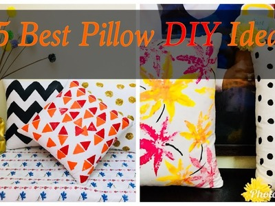 5 Best DIY Pillow and Home Decor II Diwali Edition
