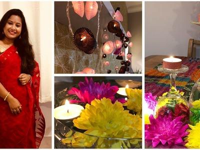 5 Festive Decoration Ideas | Quick and Easy Diwali Decoration | DIY