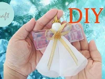 Christmas Angel Ornament