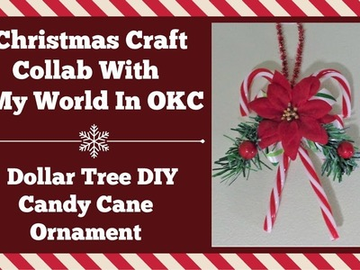 Christmas Craft Collab ???? With My World In OKC