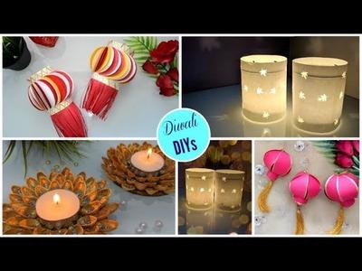 Diwali DIY Decoration ideas | Quick & Easy Diwali Home Decor
