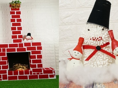 DIY Christmas Decor! Easy Fast DIY Christmas & Winter Ideas for Teenagers. part1