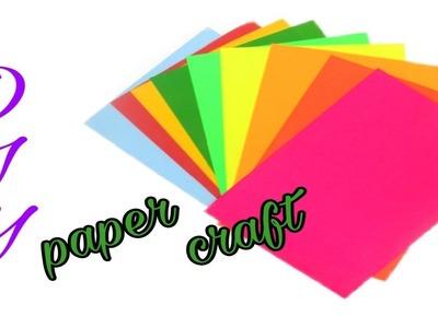 DIY : Paper craft ideas || diwali lamp decoration ideas || diwali lamp craft ideas