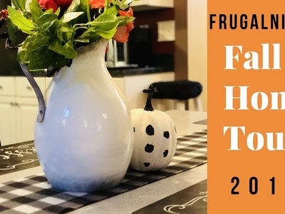 Fall Home Tour ???? by The Frugalnista