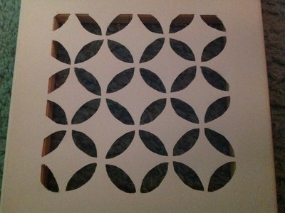 How To Make A Cut-Out Canvas
