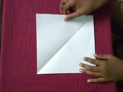 How to make a dragon using paper (Easy steps)