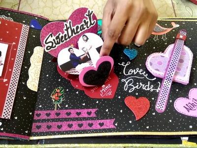 Minal Scrpbook Anniversary Gift