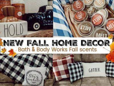 NEW FALL HOME DECOR + RAE DUNN | BATH & BODY WORKS FALL HAUL 2018!
