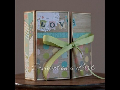 *SOLD* Baby's First Year Mini Album - Custom Order