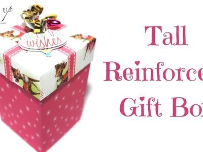 Tall Reinforced Gift Box Video Tutorial