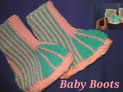 Baby Boots *[1 year old baby]*