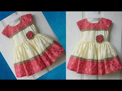 Diy Classical 2019 Baby Frock Cutting And Stitching Full Tutorial