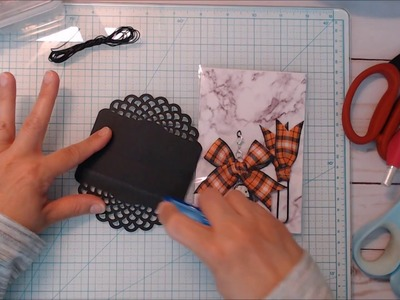 Halloween Series 2018 Episode 4: Tutorial Packaging up Dangle and Clip