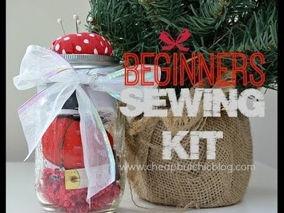 Home for the Holidays Series: Mason Jar Gift