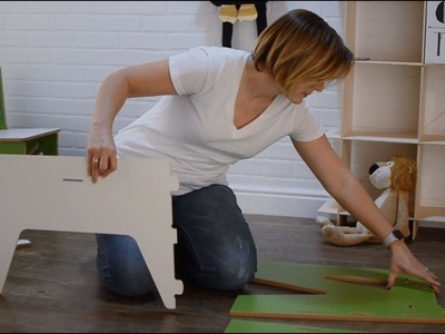 How to Assemble the Sprout Kids Desk