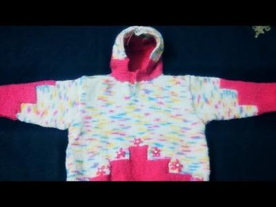 How to make designer hood with designer sweater