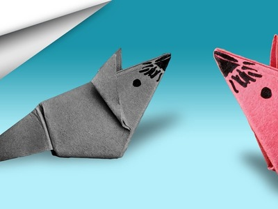 How to make Paper craft Rat ???? | DIY crafts | minute crafts for kids | easy origami