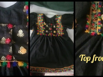 How to make top pathani top tunic top cutting and stitching full tutorial