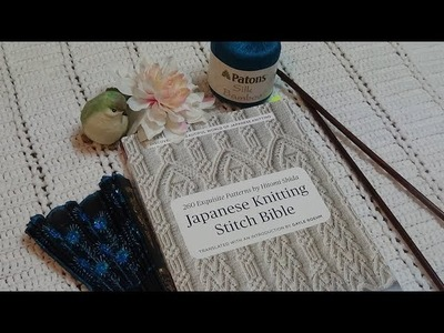 J's Knit - Stitch Book Review. EP. #86.