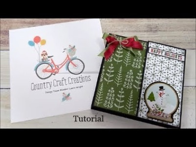 Tutorial For My Design Team Project #3 Using Scraps Celebrate Christmas