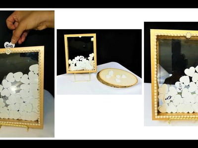 Wedding guest sign in box $6-10 dollars