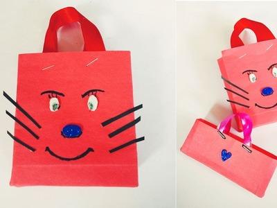 DIY Cute Paper Bags For Gift ♥ #3