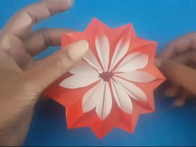 Simple Making Paper Flower Vase How To Make A Flower Vase At Home
