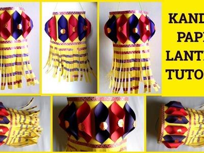 Paper Kandil Making By Sangitaa Rawat | Akash Kandil | Lantern For Diwali | Diwali Decoration Ideas