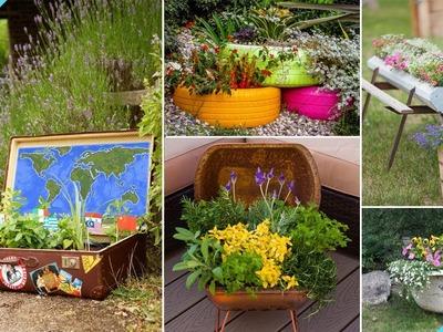 100 Best Repurposed Garden Container Ideas | John Ideas