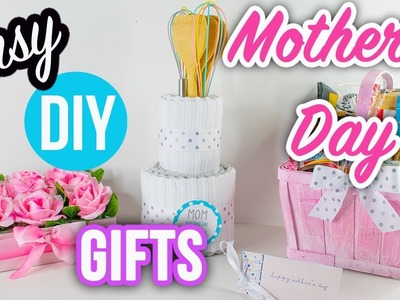 DIY Mother's Day Gift Ideas for 2019   Cute Easy Last Minute Gifts for Mom!