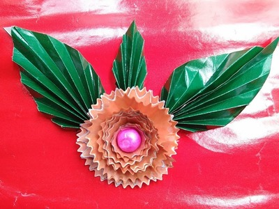 Make amazing flower with wood pencil