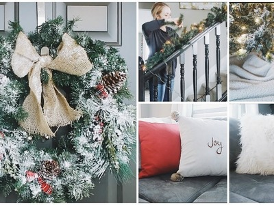 5 DIY Christmas Decorations - Easy and Thrifty Decor Ideas