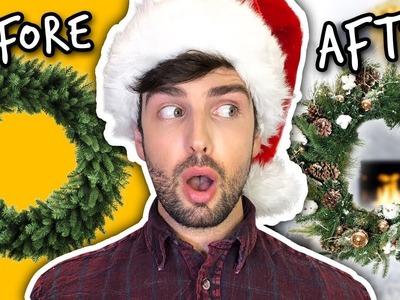 5 EASY DIY CHRISTMAS DECORATIONS 2018! (Budget Friendly)   Mister Preda