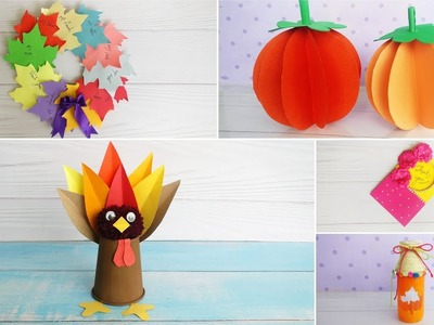 Awesome Thanksgiving Ideas | Best DIY Video | 1 Minute Crafts