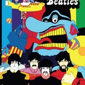 Beatles Yellow Submarine Cross Stitch Pattern***LOOK***