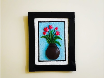 Beautiful wall hanging -Home decor.3D-DIY