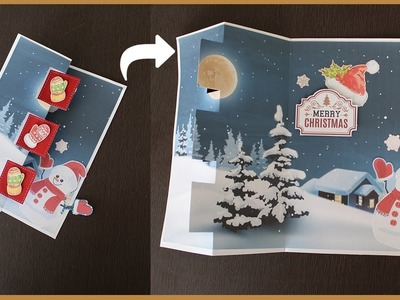 Christmas Holiday Cards DIY | EASY and CUTE Holiday Cards Ideas