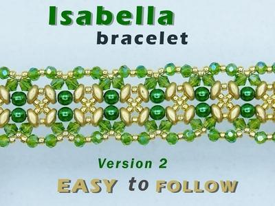 """DIY Bracelet """"Isabella"""" version 2"""