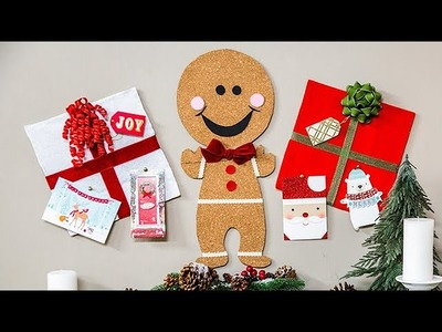 DIY Christmas Cork Boards - Home & Family