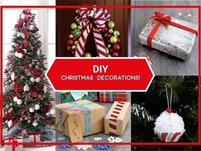 DIY CHRISTMAS DECOR 2018! | Christmas Gift Ideas