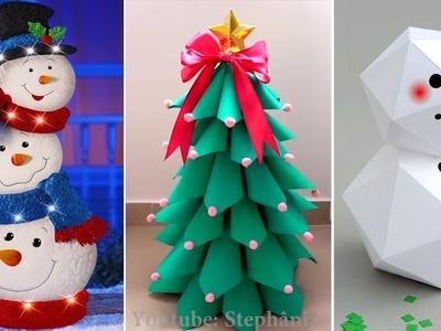 DIY Christmas Decor! DIY Christmas & Winter Ideas for Teenagers 2019