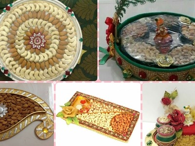 DIY || Dry Fruits gift packing Ideas