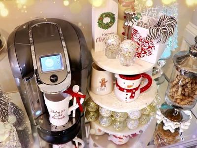 DIY Hot Cocoa Station 2018-12 Days of Christmas DIY-
