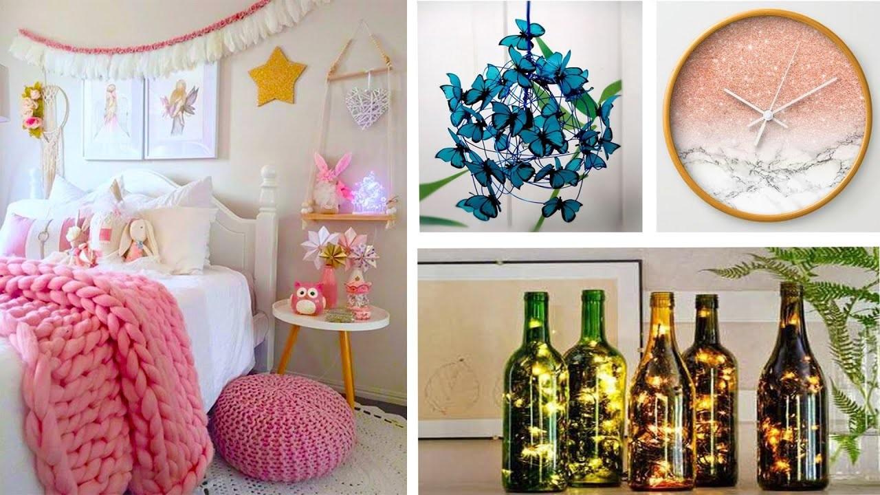 DIY ROOM DECOR! 9 Easy Crafts Ideas at Home #12