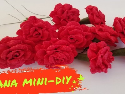 [Hana Mini - DIY] $$$ How to make a bouquet by sweet candy and paper in 5 minute!!! GIFT TO EAT ????