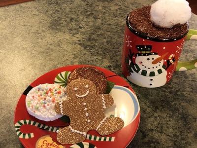Hot Chocolate And Cookies For Santa Diy 2018