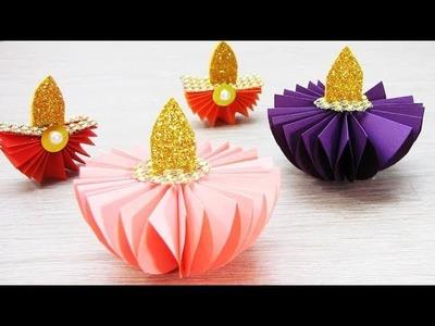Quick and easy Christmas decorations . Diy Diwali Decoration ideas. Diy Diwali lanterns