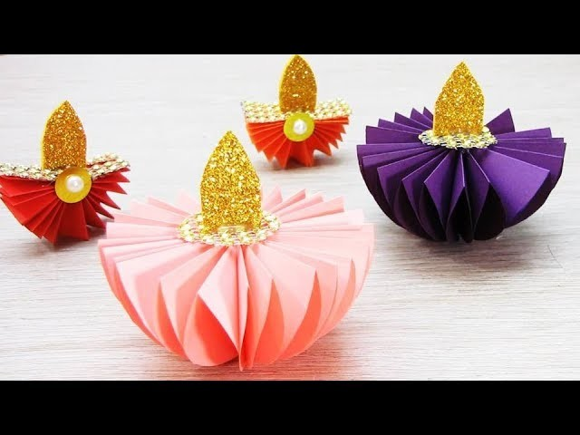 Quick and easy Christmas decorations . Diy Diwali Decoration ideas. Diy Diwali lanterns